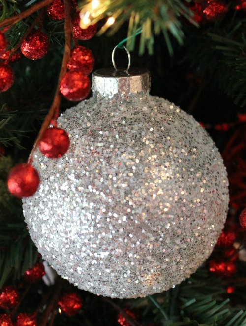 silver-glitter-covered-ornament