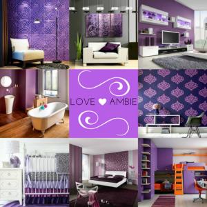 45 Purple Room Ideas – Beautiful Purple Rooms and Decor