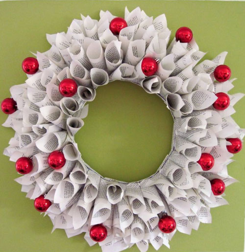 Affordable DIY Christmas Wreath Ideas - Make Your Own Christmas Wreath