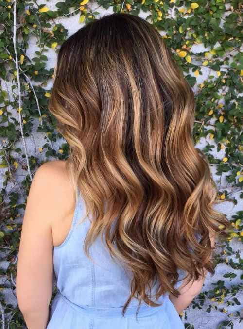 25 Balayage Hair Colors Blonde Brown And Caramel
