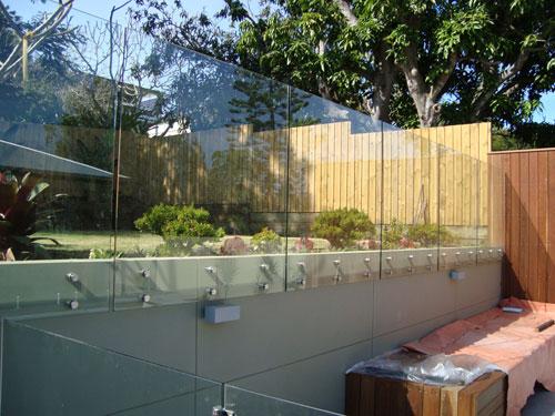 Glass Fence