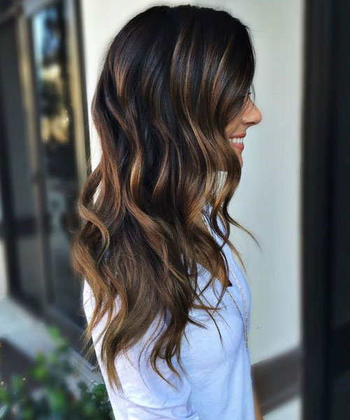 Hair Painting The Best New Way To Color Your Hair Love