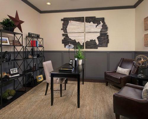 Home Office Simplistic Decor