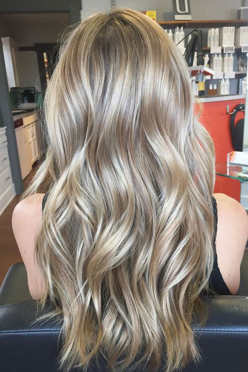 Natural Fluid Hair Painting Color