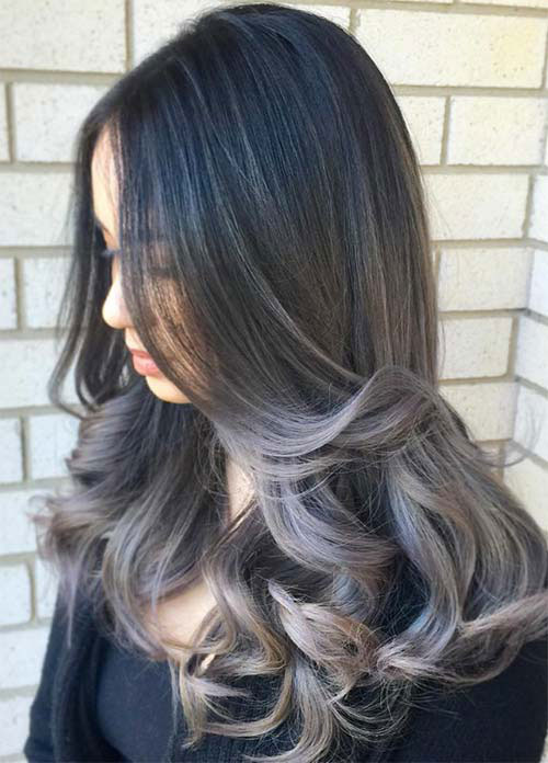 25 Balayage Hair Colors Blonde Brown And Caramel Highlights Love Ambie
