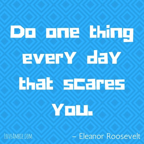 Success Quote for Women - Inspirational Quotes - Eleanor Roosevelt Quote