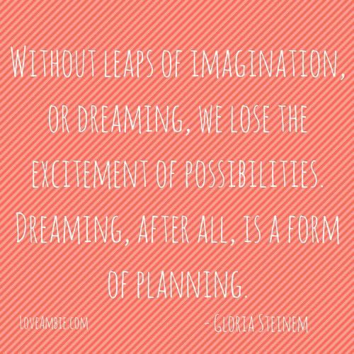 Successful Women Quote - Inspirational Quote - Gloria Steinem