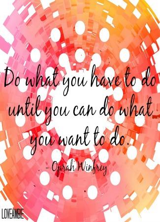 Oprah Winfrey Quote