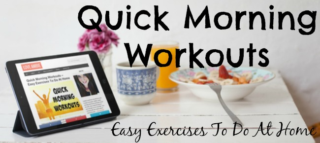 Quick Morning Workouts Easy Exercises To Do At Home