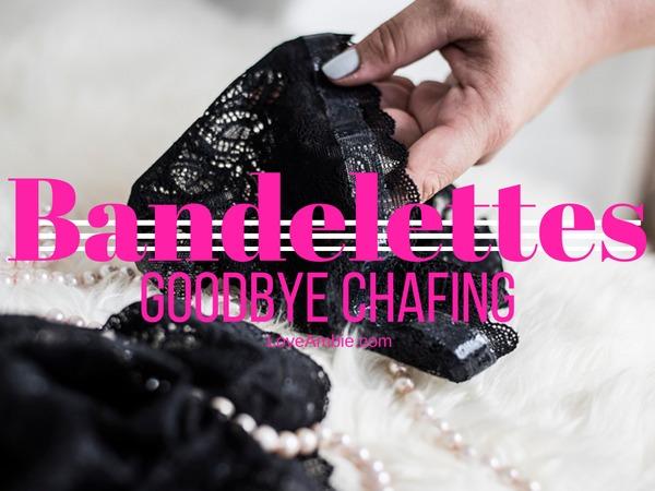 Bandelettes Goodbye Chafing