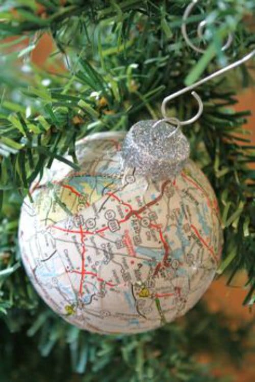 travel-map-ornament
