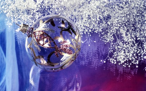 Beautiful Christmas Ornament