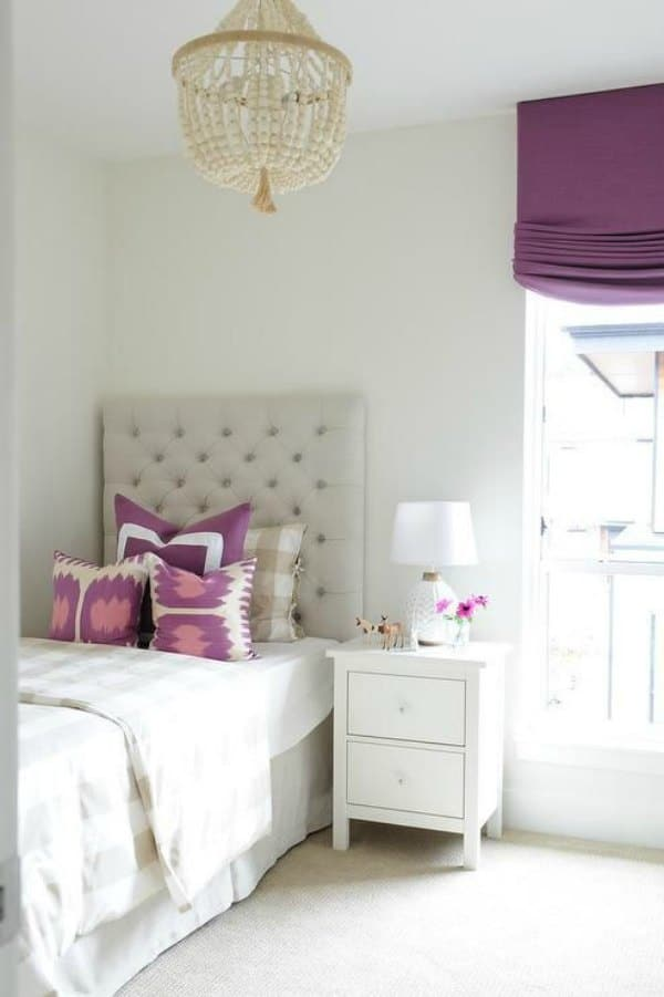 Girls Bedroom Decor - Purple Bedroom Accessories