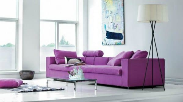 Purple Decor - Purple Furniture