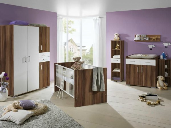 Purple Decor - Purple Nursery