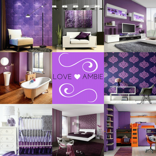 45 Best Purple Room Decor Ideas 2021 Guide