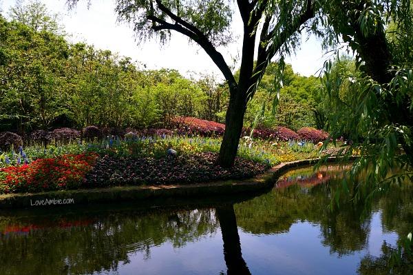 Shanghai Zoo River