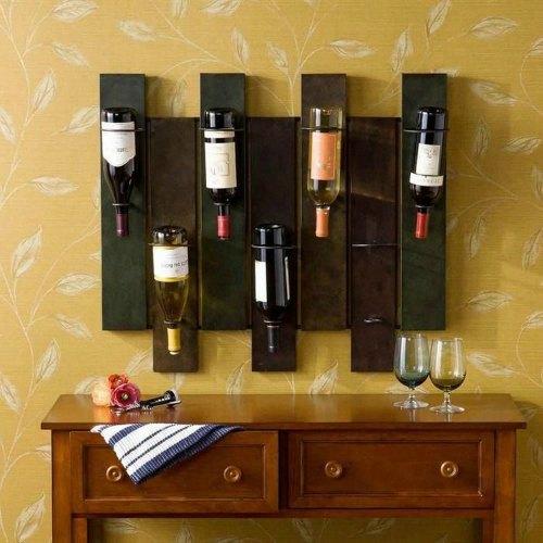 pallet wine rack. How To Make A Pallet Wine Rack