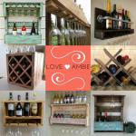 13 Pallet Wine Racks