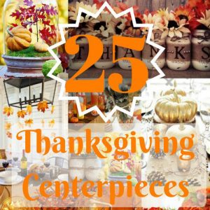 25 Thanksgiving Centerpieces - Centerpiece Ideas