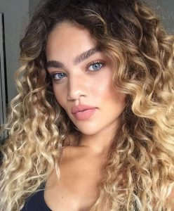 Best Ombre Hairstyles – Blonde, Red, Black and Brown Hair