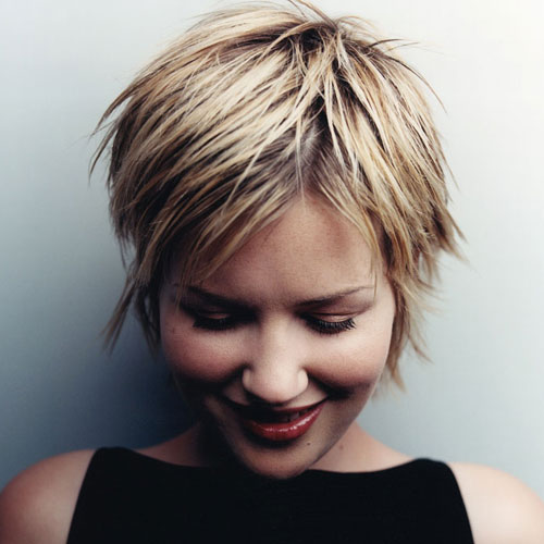 Cute Shaggy Pixie Cut