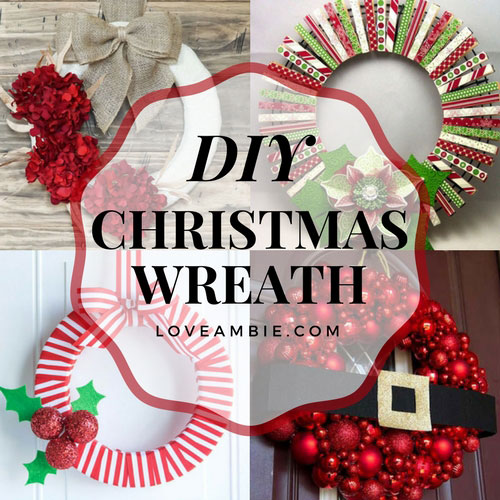 41 Diy Christmas Wreath Ideas 2020 Guide