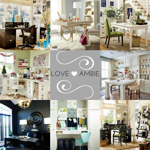 Home Offices You Will Love To Work In