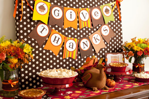 Simple DIY Thanksgiving Decor Entry Way