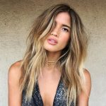25 Balayage Hair Colors – Blonde, Brown and Caramel Highlights
