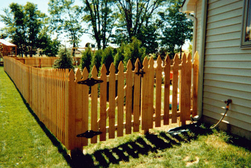 Fence Designs, Ideas and Styles - Best Types of Fences ...