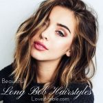 Long Bob (LOB) Hairstyles