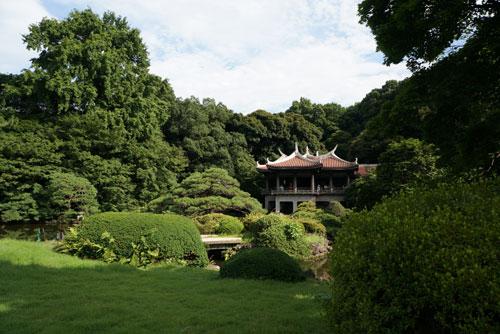 Shinjuku Japanese Garden - Tokyo Garden