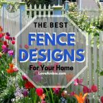 The Best Fence Designs for your home
