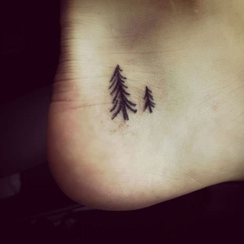 Cute Small Tattoo Ideas - Cool Ankle Tattoo