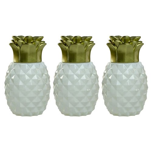 Outdoor Pineapple Decor - Pineapple Tiki Torch