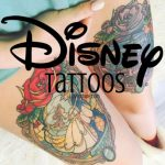 41 Cute Disney Tattoos