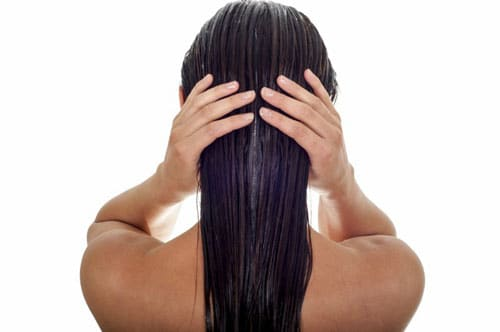 Hot Oil Treatment Long Hair