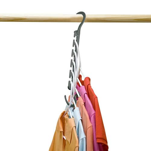 Clothes Hanger For Extra Space