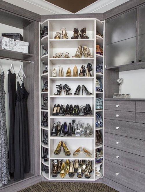 Dream Closet Shoe Storage