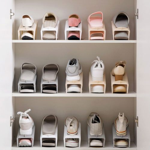 Stackable Shoe Storage