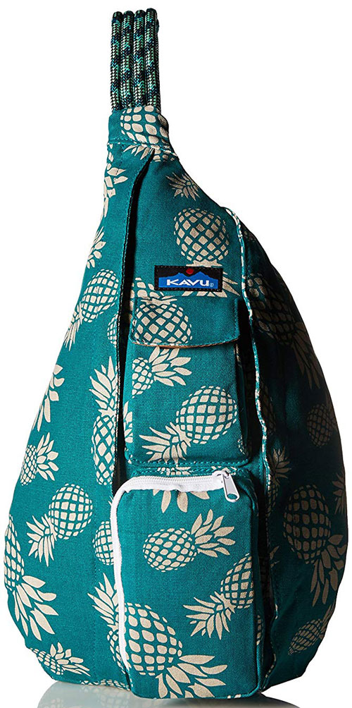 Pineapple Rope Bag - Pineapple Gift Ideas