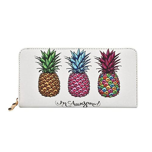 The Perfect Pineapple Clutch - Pineapple Wallet