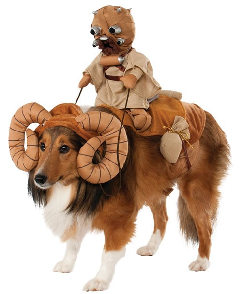 Bantha Pet Costume - Disney Dog Costume - Dog Halloween Costume Ideas