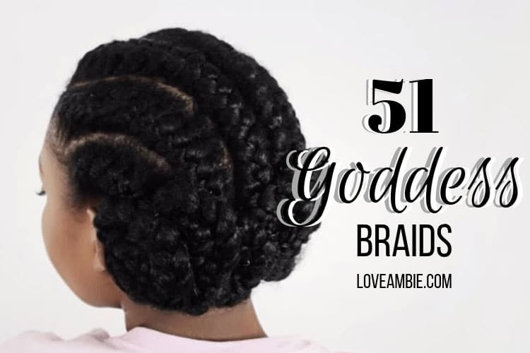Gorgeous Goddess Braids
