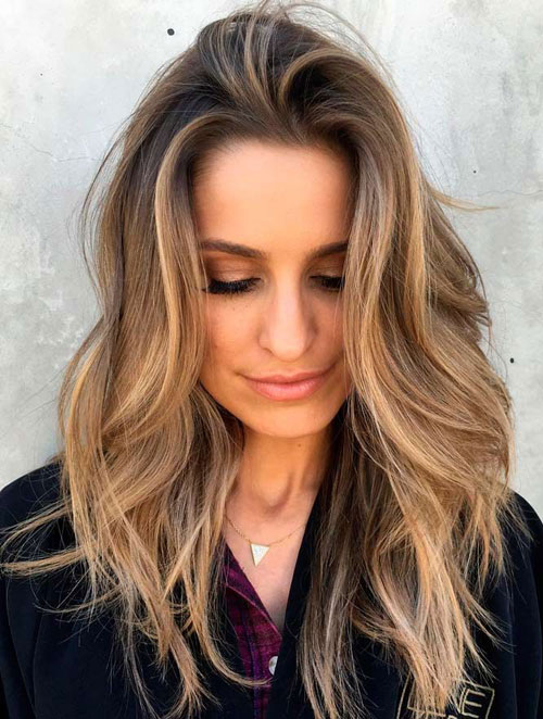 Medium Length Layered Hairstyles - Medium Hairstyles for women