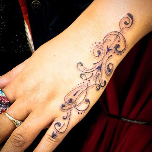 Unique Arrow Tattoo On Wrist - Tattoo Ideas for Women
