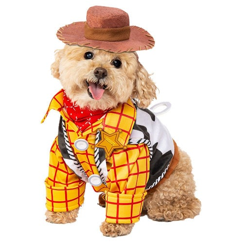 Woody Dog Costume - Toy Story Dog Costume - Disney Dog Costume - Halloween Dog Costume