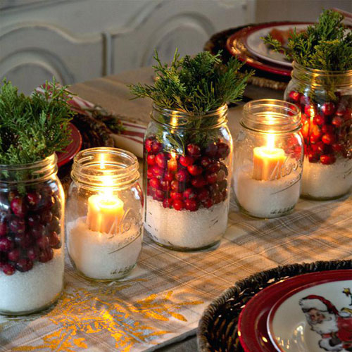 35 Best Diy Christmas Centerpieces Easy Creative Ideas