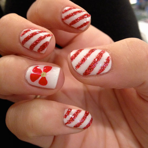 Christmas Nail Designs - 51 Festive Christmas Nail Art Ideas: Holiday Nail Designs (2019 Guide)